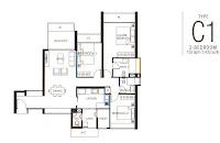 Metropolitan Condominium Sale Rent Singapore: Layout floorplans for ...
