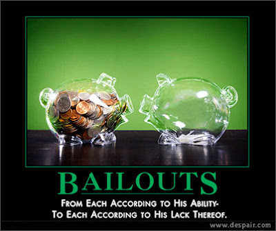 Bailouts In A Sentence