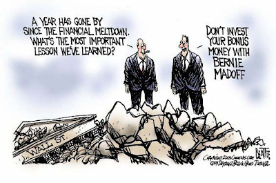Wrong Lesson From Financial Crisis