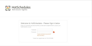 www.Hotschedules.com - Login to Hotschedules for restaurant labor management