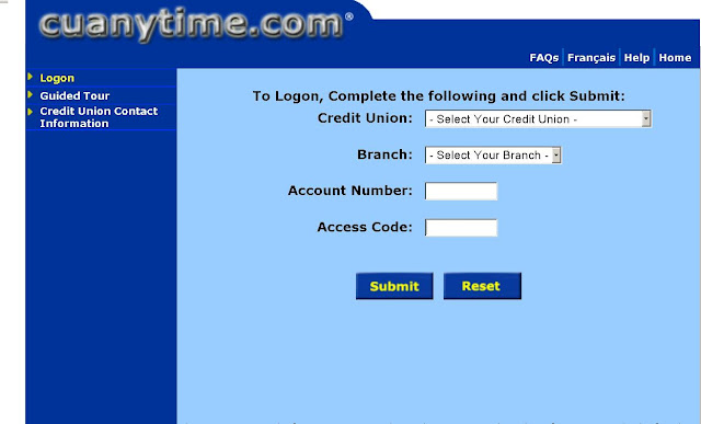 CU Anytime - Online Banking - www1.cuanytime.com - ATM Locations