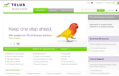 Telus Account Login - www.Telus.com My Account