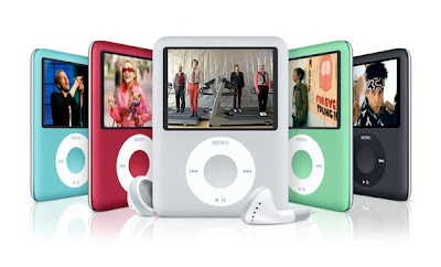iPod Nano New Special Event 2007 : Nouvel iPod Nano, la video en plus