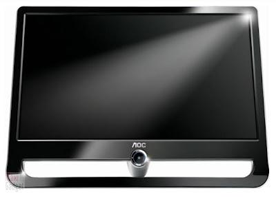 "ecran lcd aoc f19 AOC F19: Ecran LCD 19"" Chic et pas Cher"