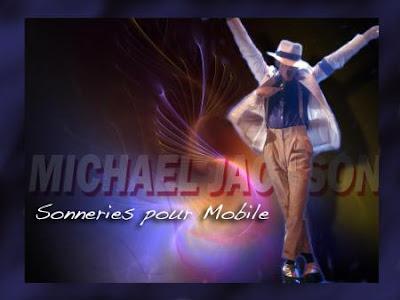 sonneries michael jackson Gratuit: Sonneries Michael Jackson