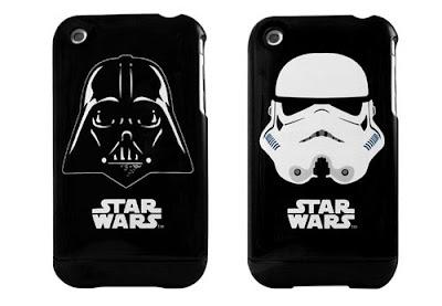 etui starwars iphone3G iPhone 3G: Etui Star Wars (Dark Vador, Stormtrooper)