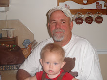Grandpa Keith and Jaxon