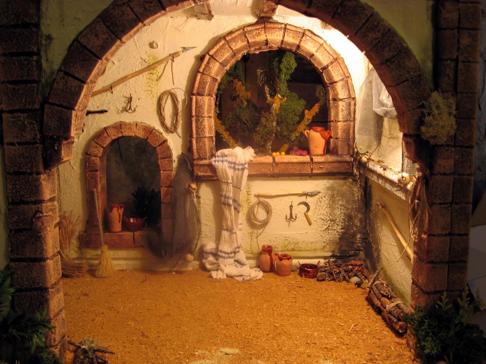 Portales de navidad decoracion cabello de ngel adorno del for Decoracion de casas hechas a mano