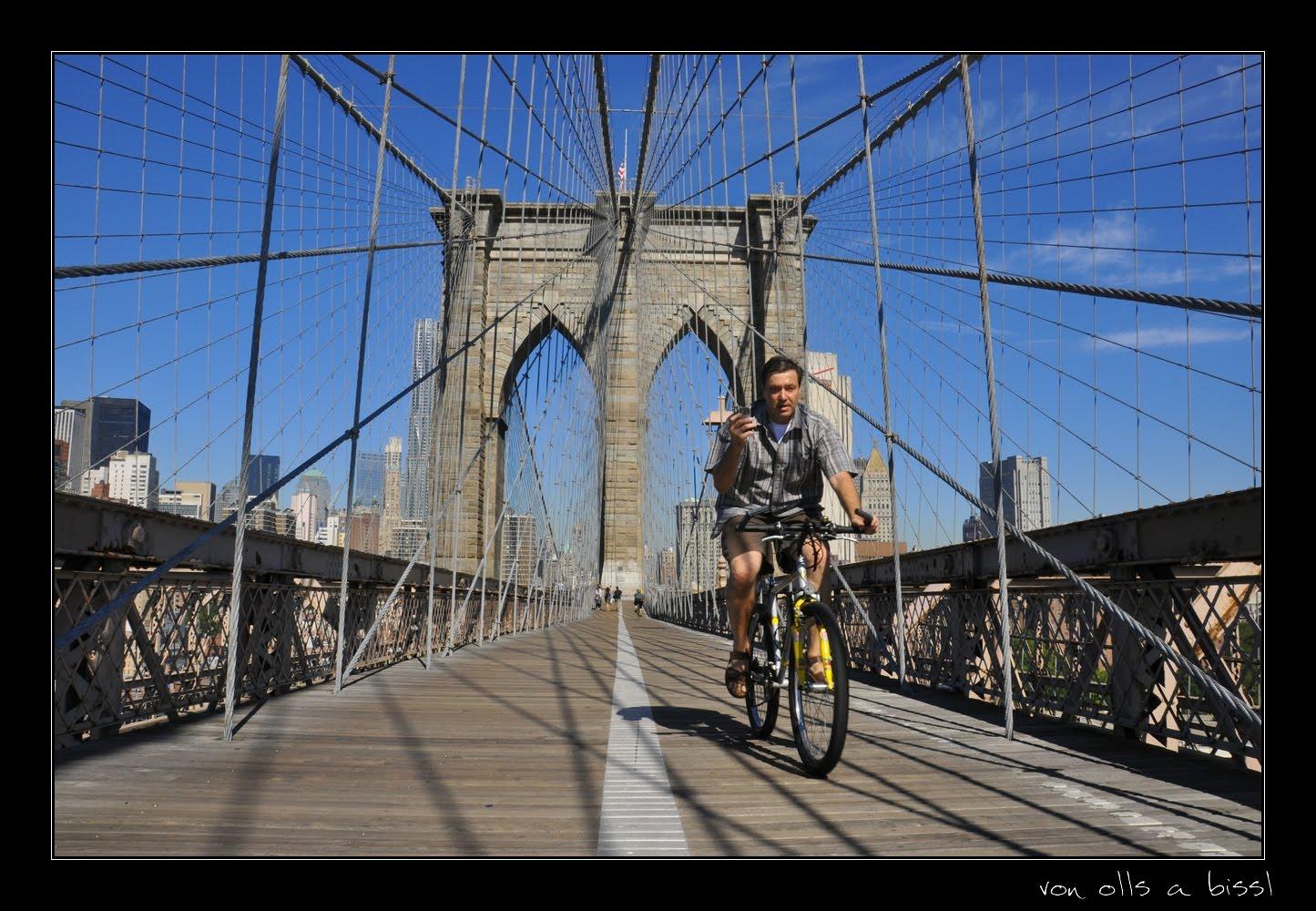 New york teil 1 brooklyn bridge