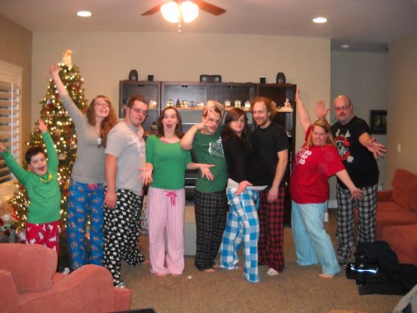 Pajama's!!