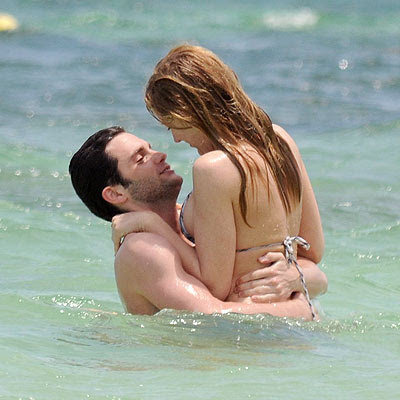 Penn Badgley Dating Blake Lively on Blake Lively Penn Badgley Mexico Jpg