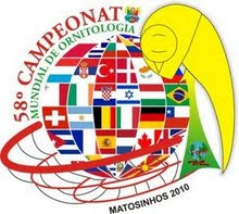 58º CAMPEONATO  MUNDIAL DE ORNITOLOGIA (PORTUGAL)