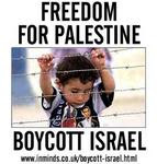 BOIKOT PRODUK NEGARA HARAM ISRAEL