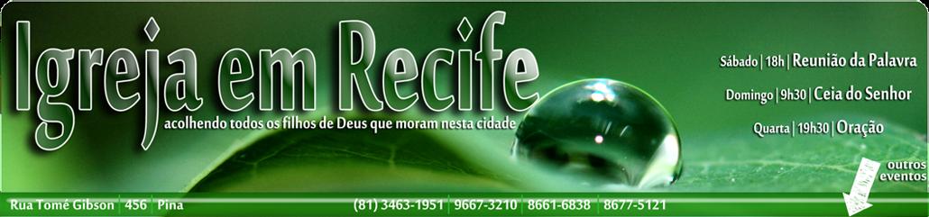 Igreja em Recife