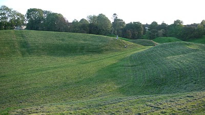 Roman Amphitheatre at Cirencester