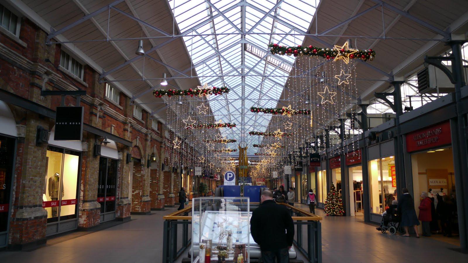 Swindon designer outlet britain visitor blog for Outlet design