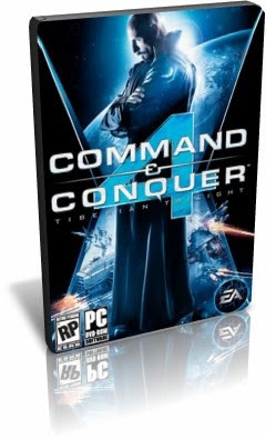 Command & Conquer 4 Tiberian Twilight PC Game