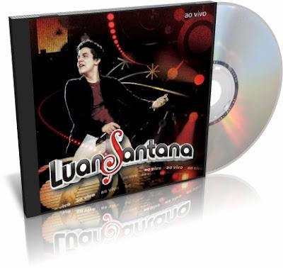 CD Luan Santana Meteoro Ao Vivo