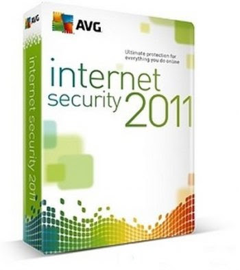 AVG Internet Security 2011  Crack   x86 e x64