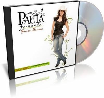 CD Paula Fernandes Grandes Sucessos