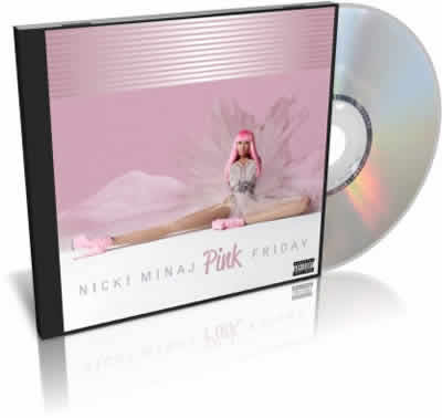 pink friday nicki minaj. Download CD Nicki Minaj Pink