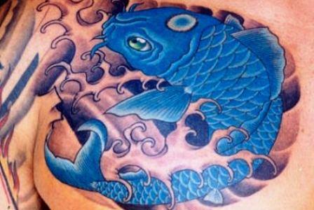 cerveza brasileña tatuaje. tatuajes de trebol de cuatro hojas. El tatuaje en Oriente