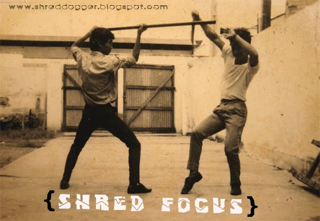SHRED FOCUS