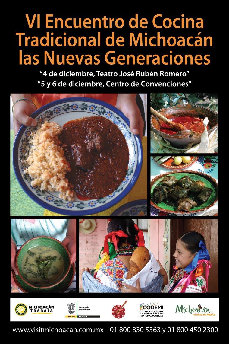 Cocina tradicional de michoac n encuentro de cocina for Cocina tradicional
