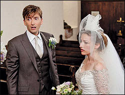David Tennant in Decoy Bride