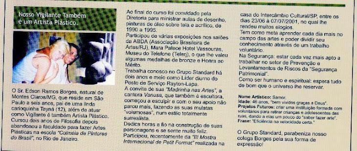 REPORTAGEM DO JORNAL DA ALSTOM -SP
