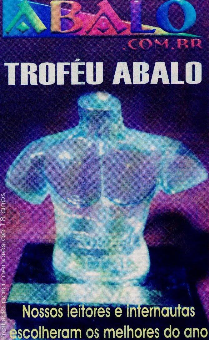TROFÉU ABALO - SAMOR