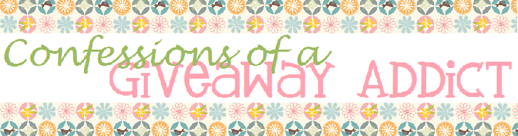 Confessions of a Giveaway Addict