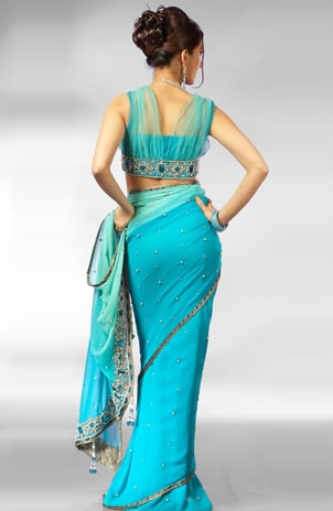 Hot Designer Saree Blouse Patterns