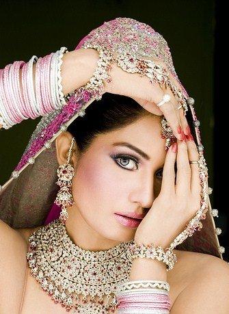 Pakistani Bridal Jewellery4 Bridal Jewelry On Beautiful Brides