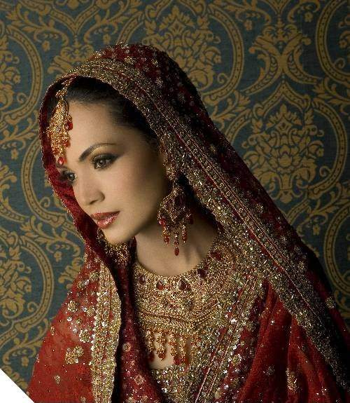 Pakistani Bridal Jewellery Design Bridal Jewelry On Beautiful Brides