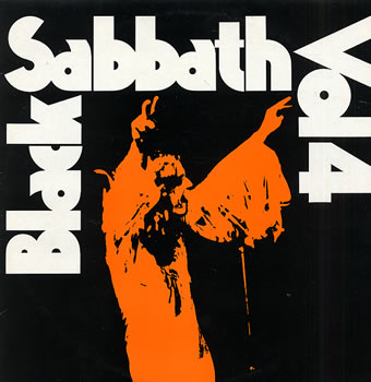 Black Sabbath   Black Sabbath, Vol. 4