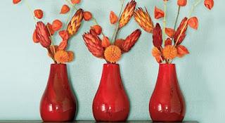 Aprender a hacer: Coloridos floreros pintados