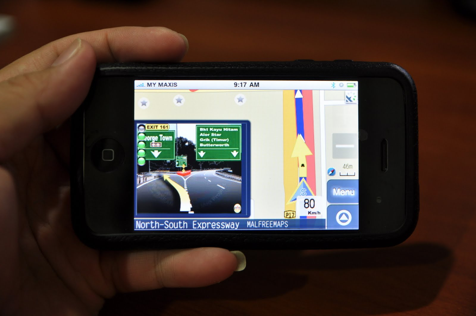 how to turn on my gps on iphone 6