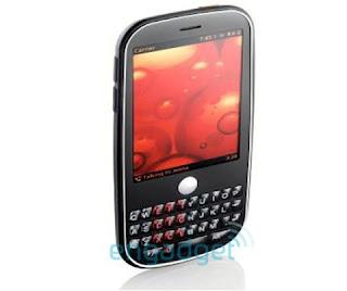 Palm Pixi Phone