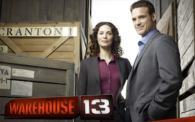 Warehouse 13  Season 2 Episode 10 When and Where