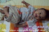 PENAJA Baby Raya Baby Bergaya Contest