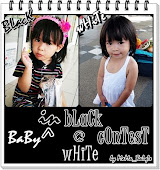 """Baby In Black @ White Contest by Mama_Balqis"""