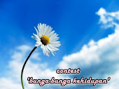 Contest 'Bunga-bunga Kehidupan'