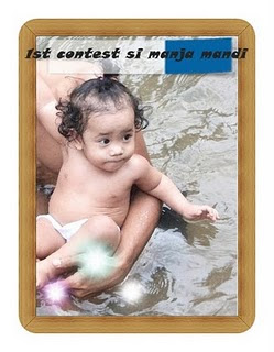 1st Contest Si Manja Mandi