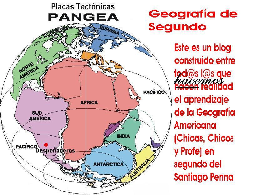 Geografía de Segundo