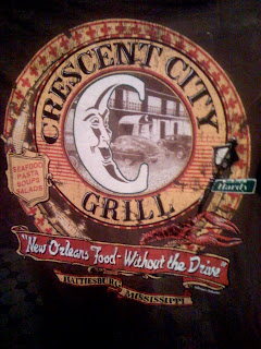 Crescent City Grill - Hattiesburg, MS