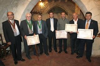 Acadèmia Tastavins nous acadèmics 2009