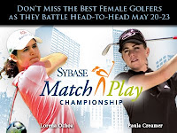 Sybase Match Play Logo