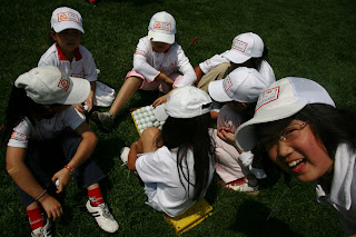 China's newest golfers