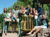 2009 Beach Family